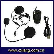 motocicleta casco bluetooth interphone interphone de la motocicleta con alta calidad