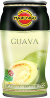 Canned Juice drink Guava