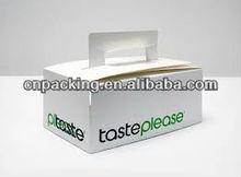 elegant birthday food delivery box