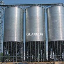 steel bulk grain silo for sale