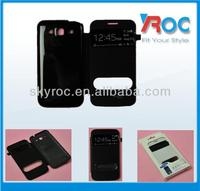 Factory price flip case for samsung galaxy grand duos i9082 i9080
