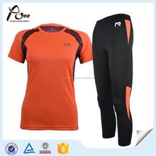 Quick Dry Women Custom Jogging Suit