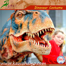 Tiranosaurio disfraz modelo
