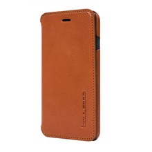 Very slim genuine leather mobile phone case for iPhone 6