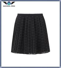 wholesale cheap women casual skirt new design hot sale fancy skirt for girls