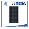 Monocrystalline pv solar panel 200w with white aluminum frame and MC4 connector