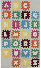 handmade colorful alphabet design, children, kids ,baby carpet, rugs,mats