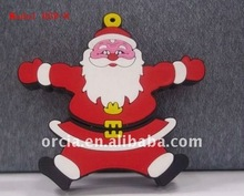 Christmas gift pendrive hot sell pvc promotion price merry Christmas day gift usb flash drive