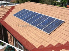 500 to 5000W for all family 4000W home solar energy system