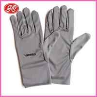 microfiber work gloves for Full-Rimmed Spectacle with logo printed
