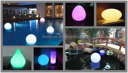 led solar hanging decorative balls lights