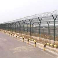 beautiful high security wire mesh fence