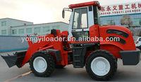 1 ton compact front end mini wheel loader