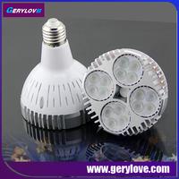 660nm 460nm 612nm led grow light Par 30 35w grow light bulb