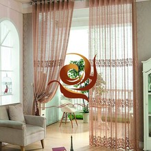china alibaba one way ready-made european curtains for home
