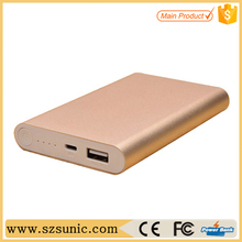 Hight quality products black 20000mAh smart power bank charger