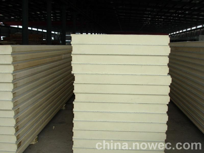 Wall Decoration And Construction Metal Pu Sandwich Panels Buy New Construct