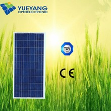 Top quality poly 150w 18v electricity solar panels ship to Japan