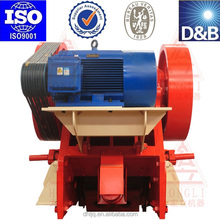 chinese mining machinery high effeciency newest style big stone-to-sand jaw crusher