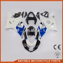 2015 newest hot selling GSXR600/750 2004 2005 for suzuki universal motorcycle fairing