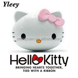 2015 Hot Hello Kikty Charging Mobile 8000mAh power Bank Cute Cartoon KT Cat Universal