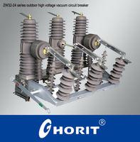 ZW32-24 high voltage outdoor vacuum circuit breaker 24kv vcb