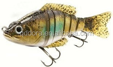 New style jointed fish lures manufacturer wholesale in China a pretty section fish
