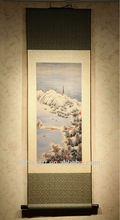 landscape painting, famous Chinese painting,Hang a picture,Adornment picture