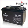 Innovative product Certificates CE/ISO solar deep cycle 12v 120ah battery