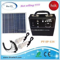 mini portable power system 40w portable solar panels