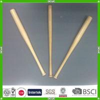 wood mini baseball bat manufacturer make customized logo made in China