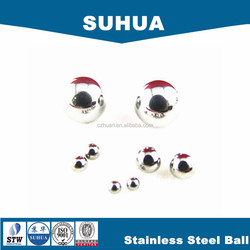 antiwear sus304 stainless steel ball