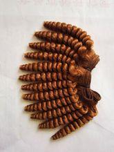#27 Nubian twist braiding synthetic afro kinky braiding crochet braiding hair
