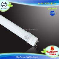 fob guangzhou alibaba express ul ce high lumen 18w 4ft led tube light t8