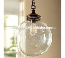 de cristal moderna lámpara de araña de cristal