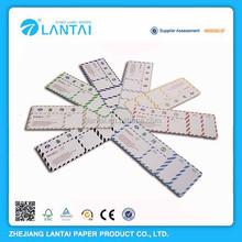 Thermal paper boarding pass jumbo roll manufacture