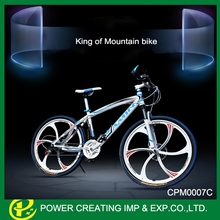 "The mountain bike which can taking the bicycle bag 21-27SPD 26"" high quality bike"
