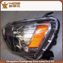 Used cars mitsubish evolution headlight , car head lamp for EVOLUTION 2012