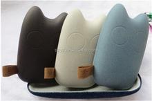 China wholesale panda powerbank 6000mAh portable charger for promotion