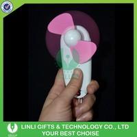 New hot battery operated mini fan, EVA mini customized fan for promotion