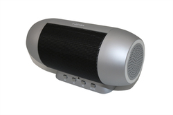 ABS Raw speaker drivers with TF card/USB port/FM radio/Line In/Bluetooth