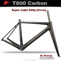 New super light carbon road bike frame ,T800 full carbon road bicycle frame