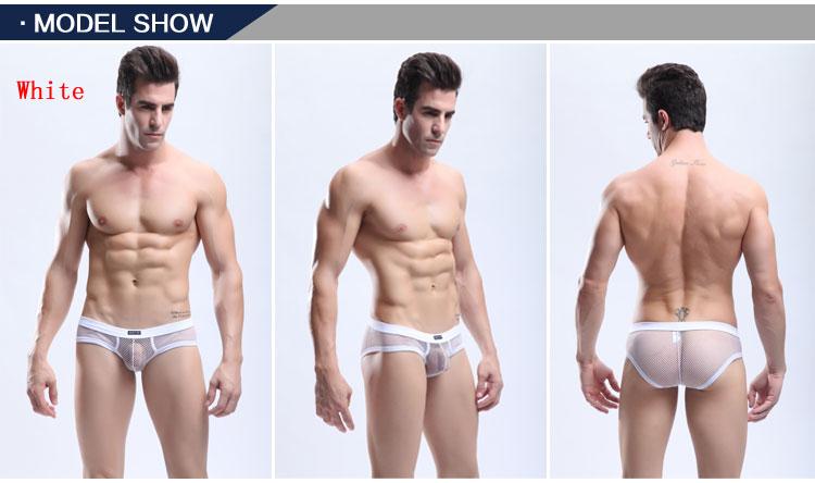 Mens Underwear Transparent Transparent Briefs For Men