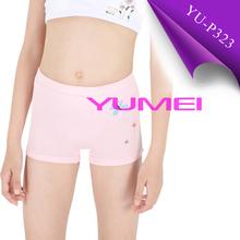 Bragas algodón para niñas pantalones cortos de niño