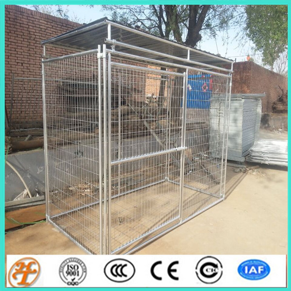 Portable Dog Kennels At Lowe S : Ft outdoor backyard portable cheap chain link large