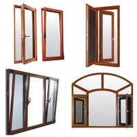 aluminium aluminum sliding glass Window and door alibaba china
