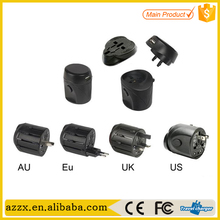 High quality universal travel adapter/electrical gift items