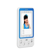 Ibaby C88 GPS 2.4G RFID NFC student attendance mini card phone baby bracelet gps