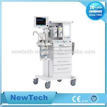 Médica anesthetics precio de la máquina con ventilador para el hospital