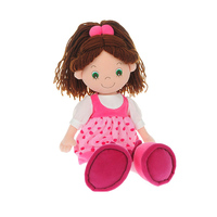 best selling hot chinese products lovely stuffed plush baby dolls